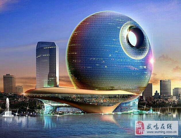 最高星级酒店_迪拜的十星级海底酒店