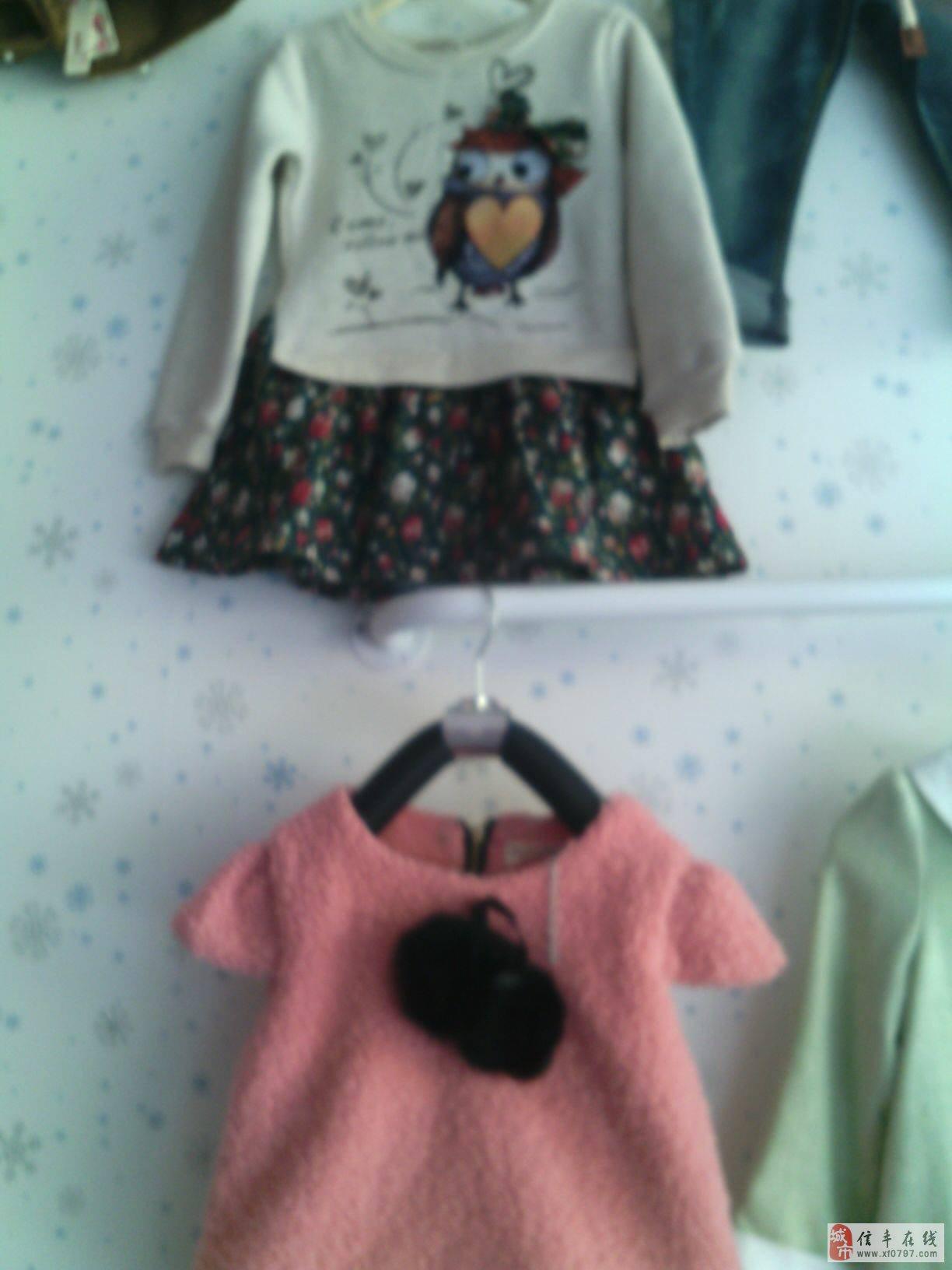 主题: 可爱多童装店又上新款