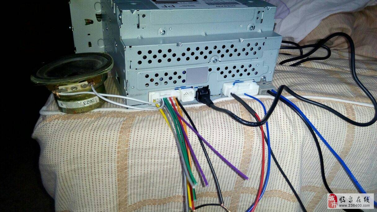 cd机电源尾线接线定义