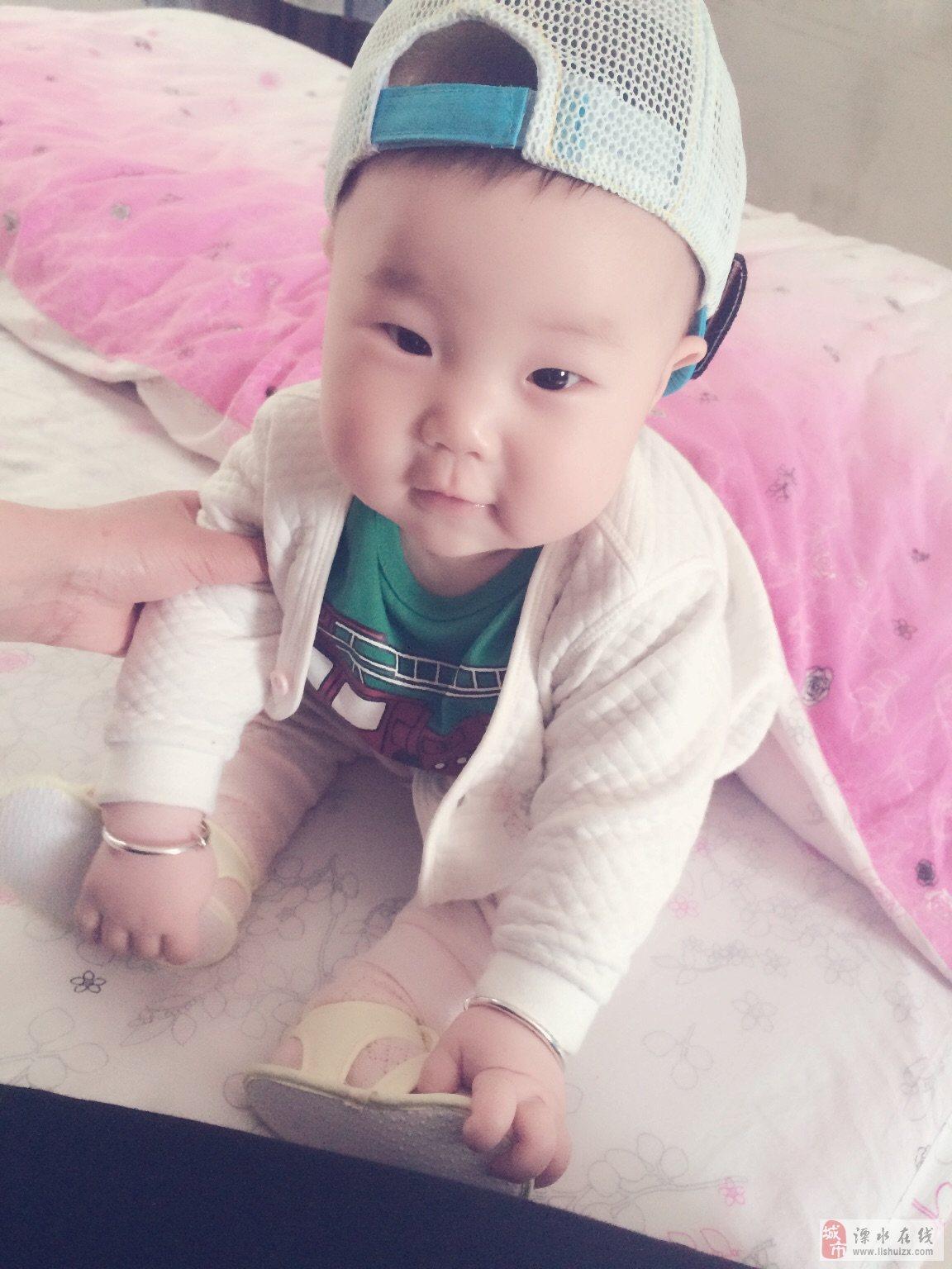 【萌宝秀场】陈俊豪 男宝 2014-12-07出生