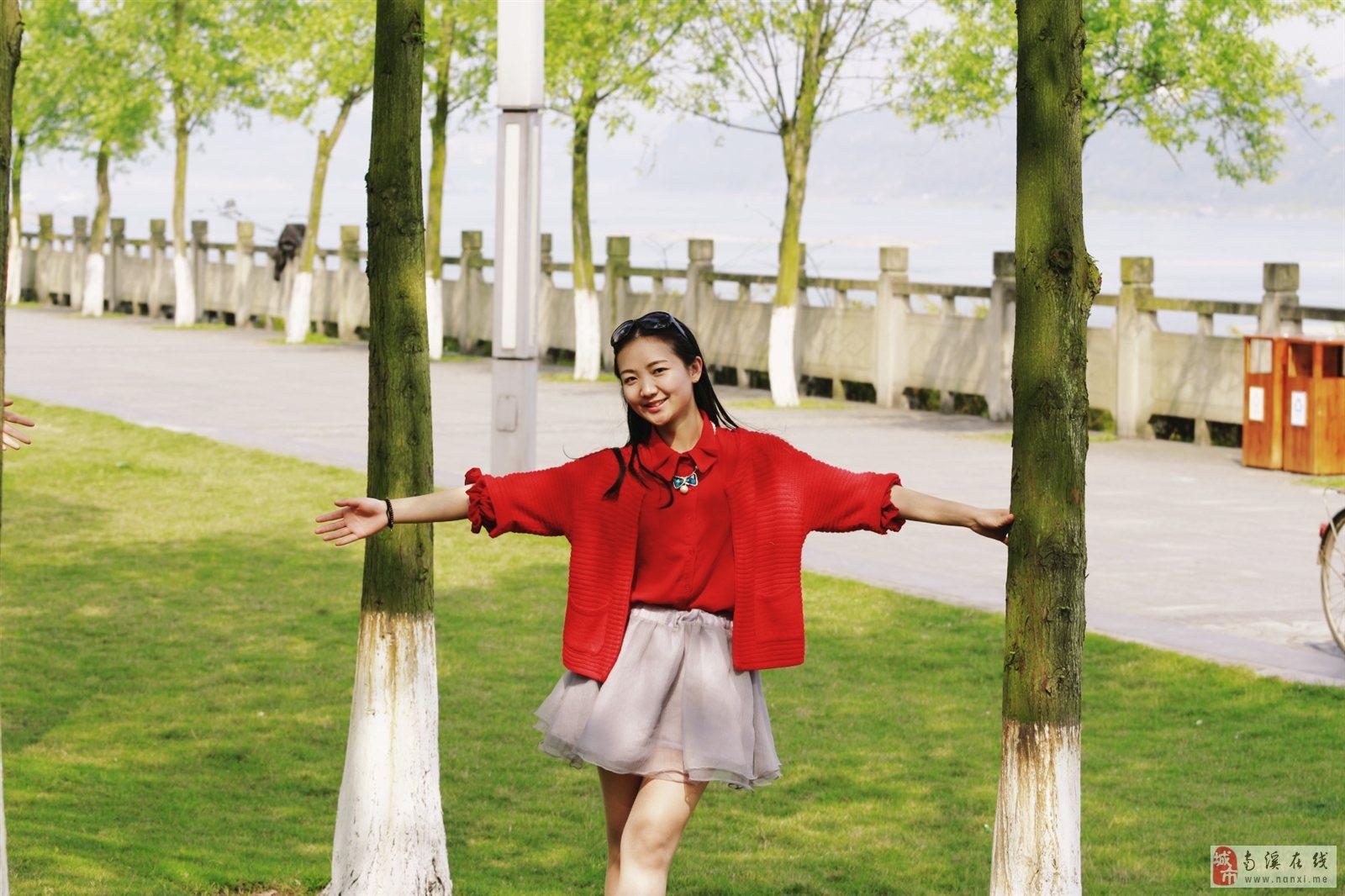 【美女秀场】刘洁 20岁
