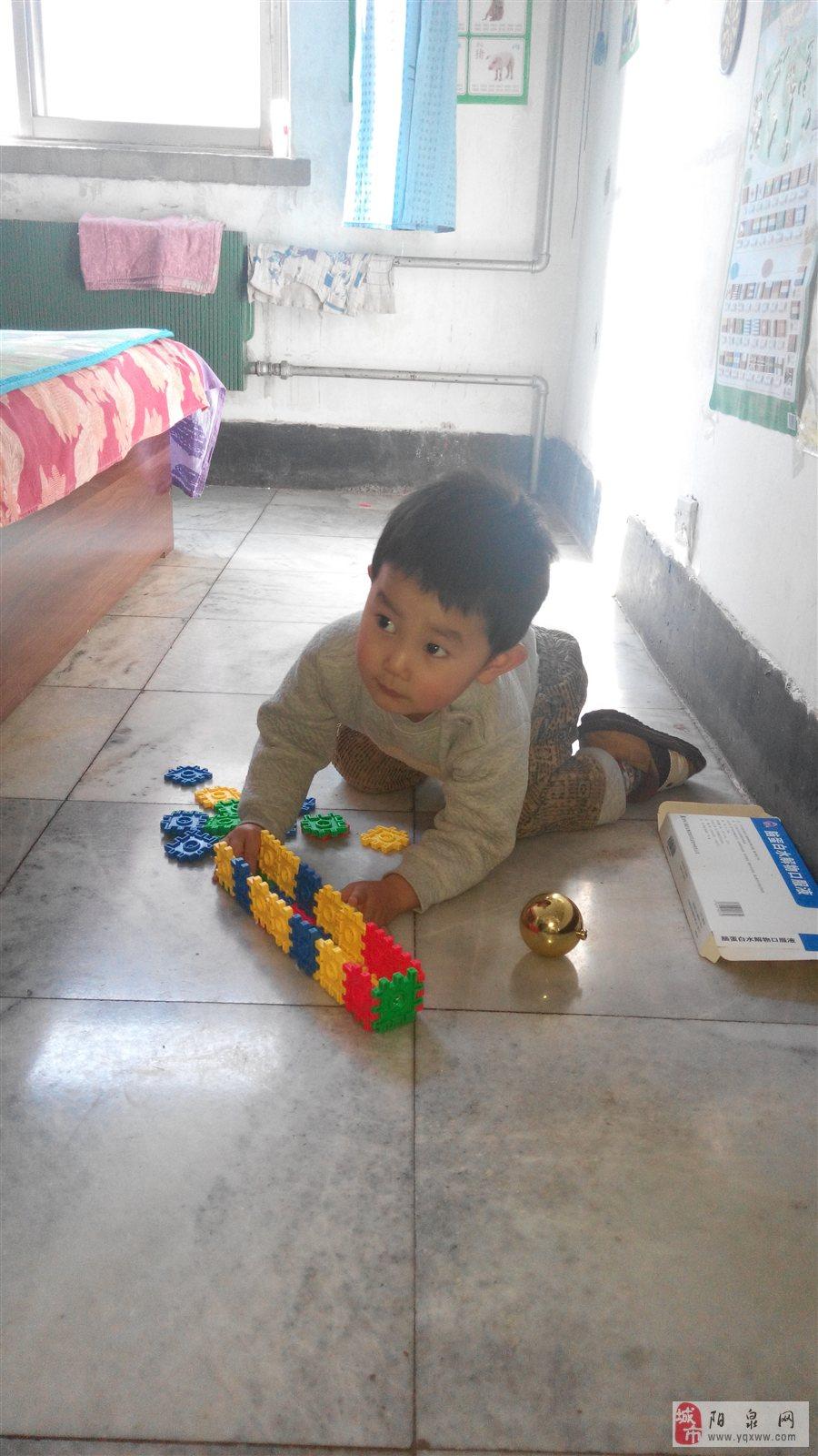 幼儿成长档案模板横