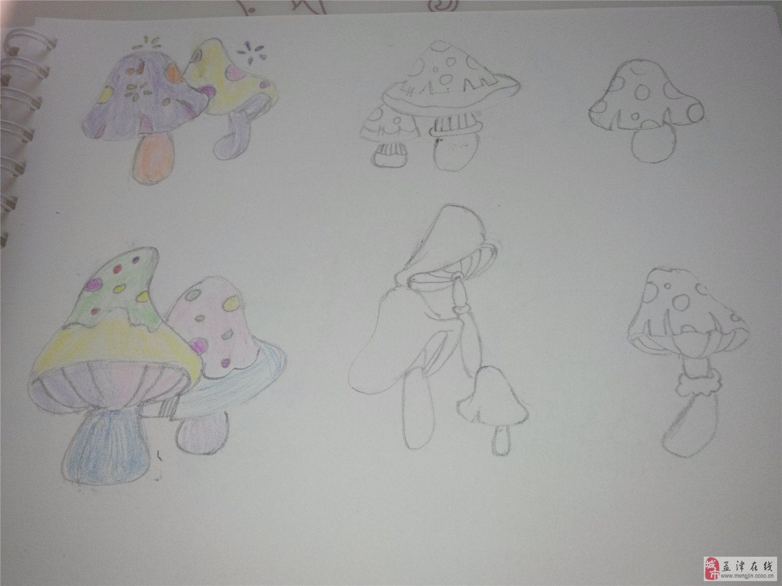 教室设计图手绘图片展示