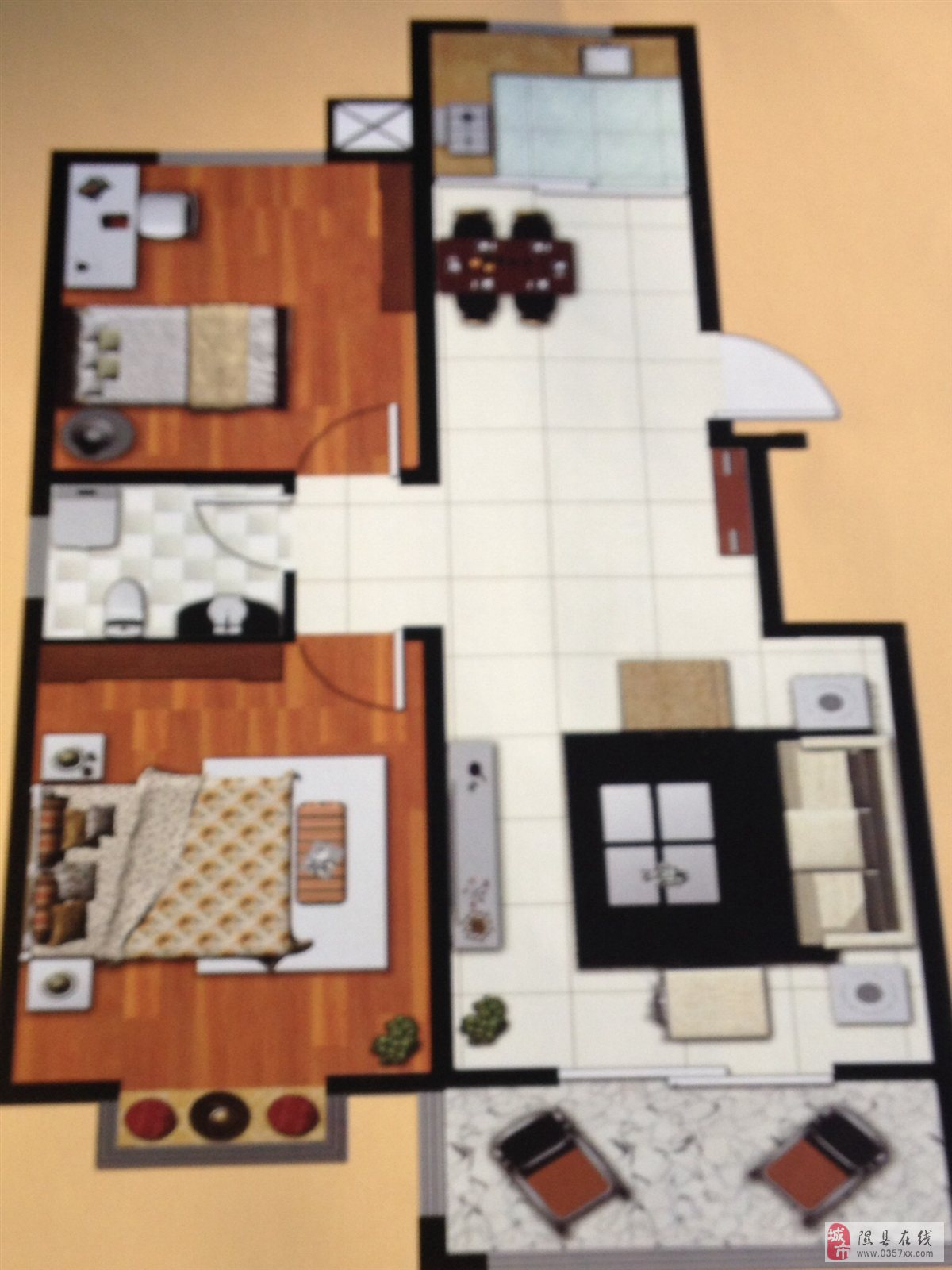 房屋平面设计图怎么看展示