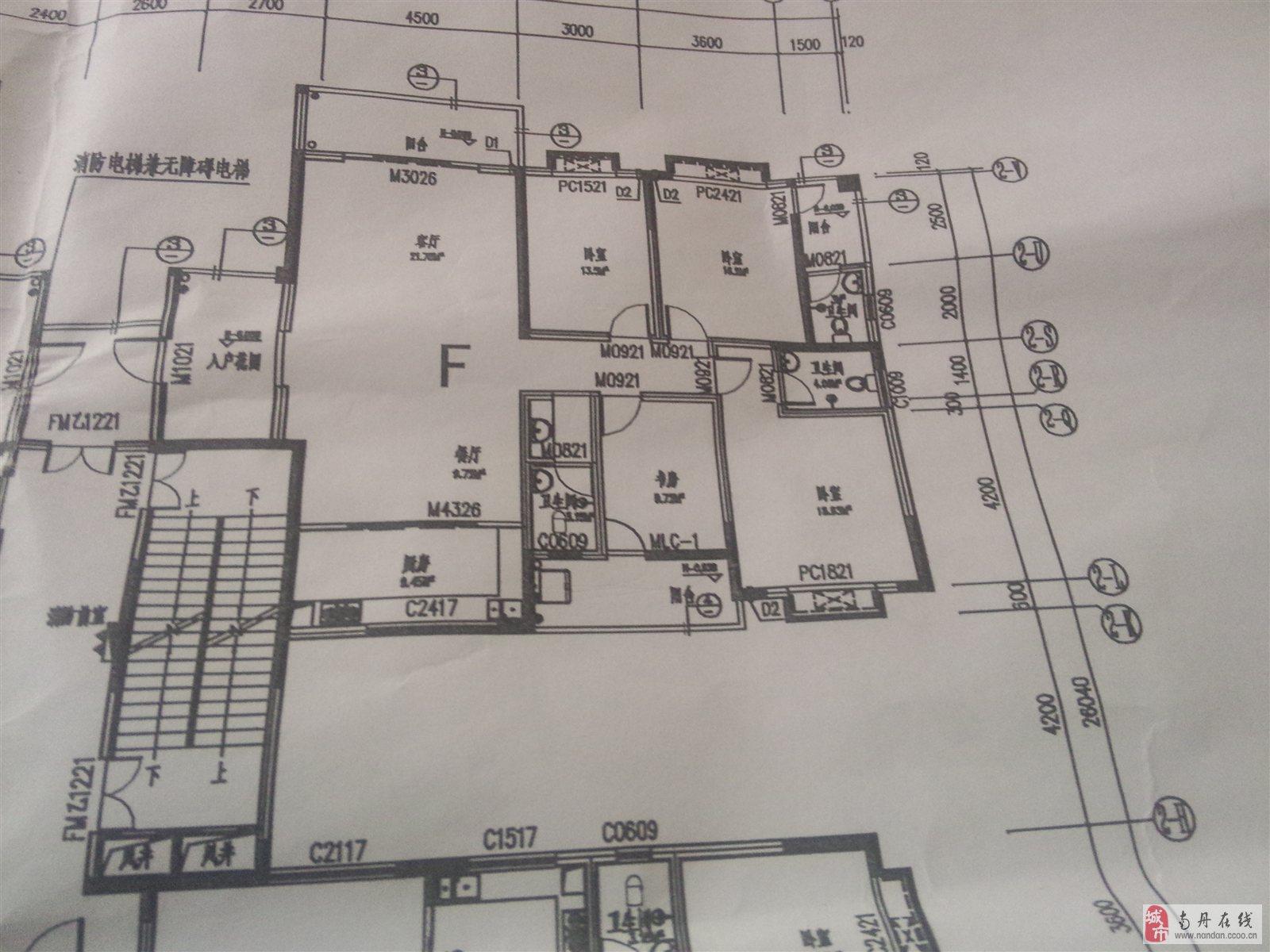 楼层水电预埋图纸
