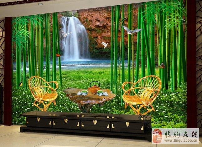 艺术玻璃影视墙 背景墙 玄关隔断 各种装饰画量身定制 海量高清图片