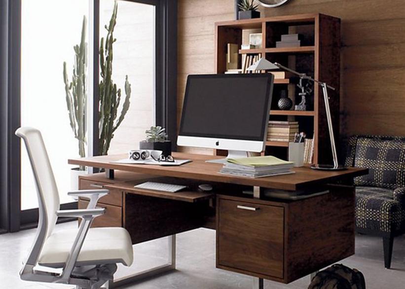 17个创意家庭办公桌设计