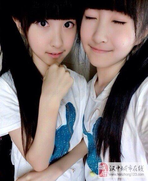 台湾最萌双胞胎超越奶茶妹妹美丽蜕变