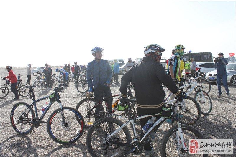 """2014?瓜州""""迎戈九  铸坚持""""玄奘之路自行车比赛圆满结束"""