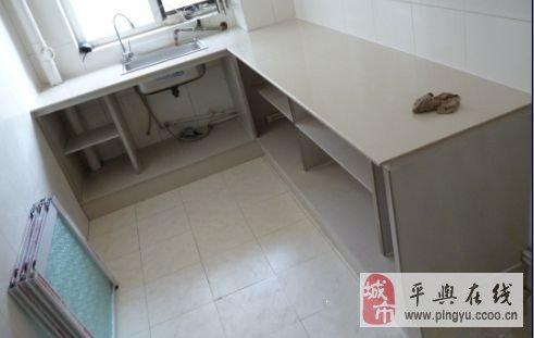 农村厨房灶台设计展示图片