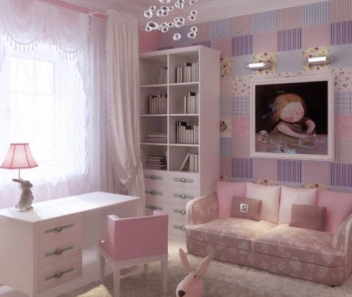 莱阳装修课堂――-儿童房最好不要兼做书房