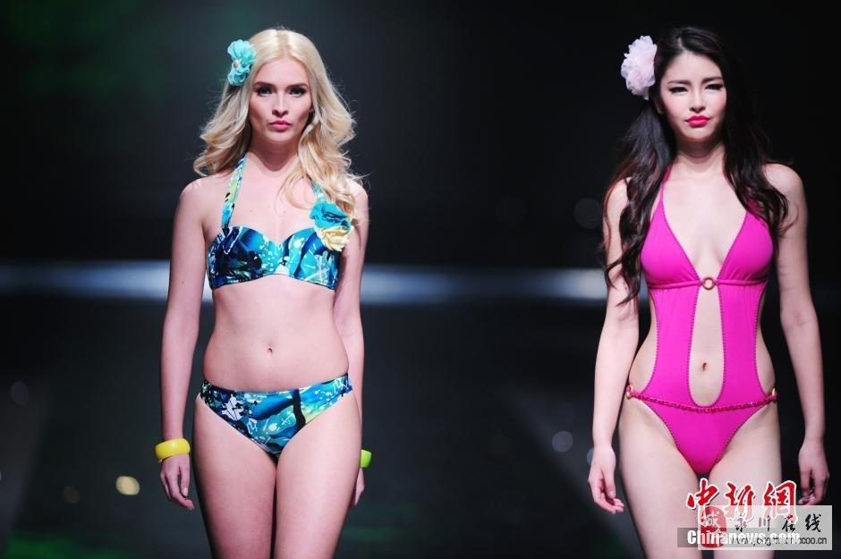 深圳举行国际内衣展览会