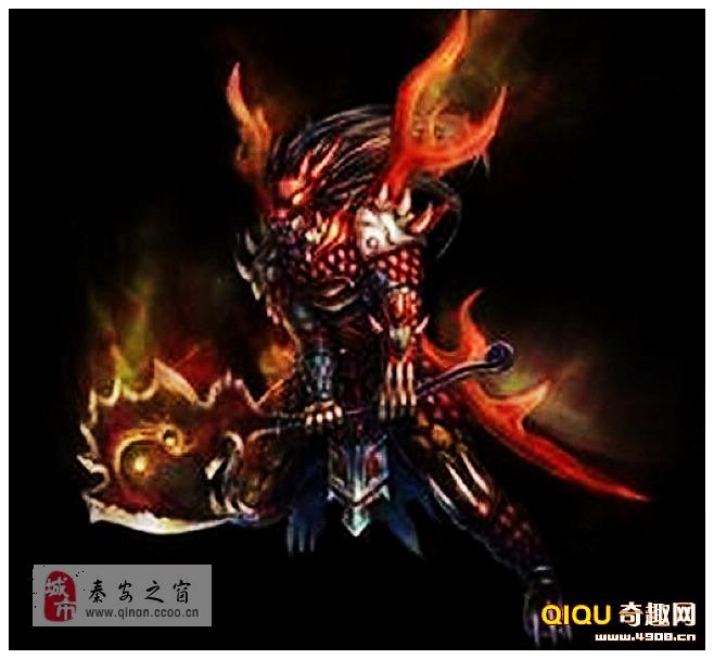 中国十大上古魔神