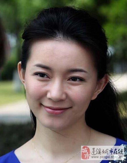 《生活启示录》蓝馨扮演者刘敏个人资料微博照片