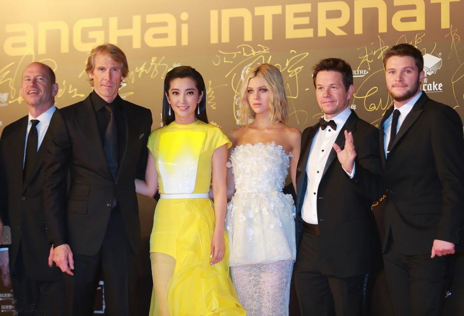 第17届上海国际电影节闭幕红毯