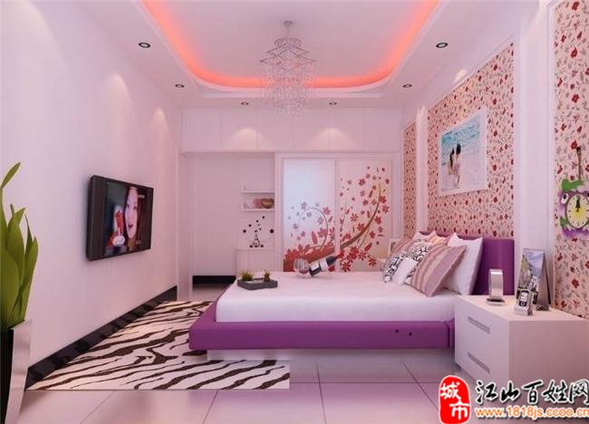 导读:经典新房室内设计墙纸应该是一款得天独厚的装修产品,虽然在很多小城市,对于墙纸的需求量并不高,也不太懂。但是墙纸的普及就像科技的流动一样,有电器三下乡,就一定有墙纸流进千万家。 在这样的现代风格设计中,新潮的设计理念自然走在时代的前沿,粉色系的设计让人感受到浪漫世界的魅力。贴上墙纸,新房间的气息瞬间就改变了。  整个装修是自然风格,都市风情夹带着自然风光,怎么不能不以之陶醉。无论是灯靠枕,还是沙发,无论是地毯还是墙纸,都给人清新喜悦之情。  粉红色的调调是女生们的最爱,新房的墙纸能够俘获女孩的芳心,比