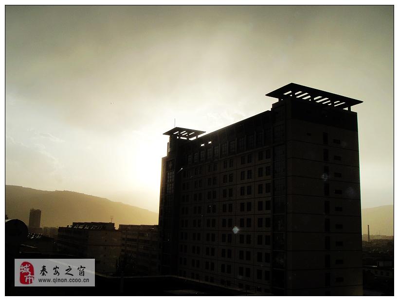 秦安-那天美丽的天空|风雨彩虹
