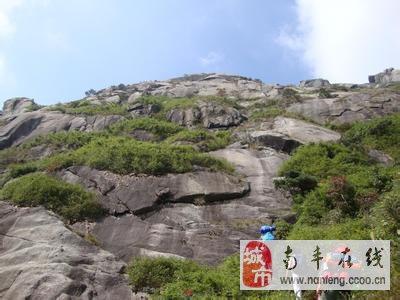 绝美风景,惊艳登场——【南丰军峰山】江西第十高峰