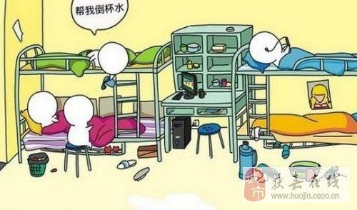 幼儿寝室卡通图片