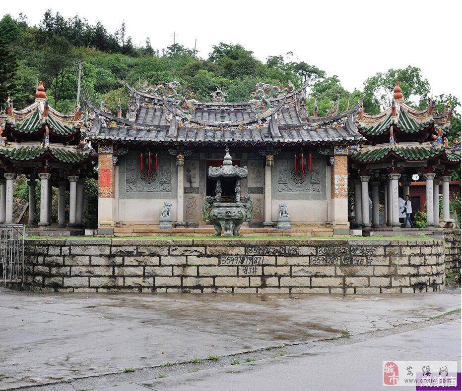 【茶乡风光】安溪金谷镇——太王陵威镇庙