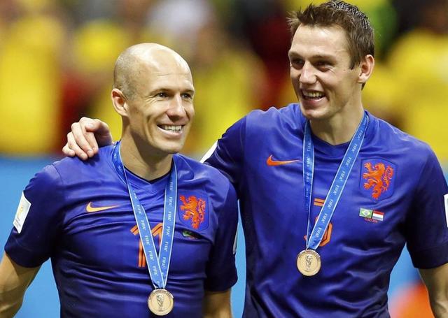 罗本:荷兰配得上季军荣誉 竭尽全力已被掏空