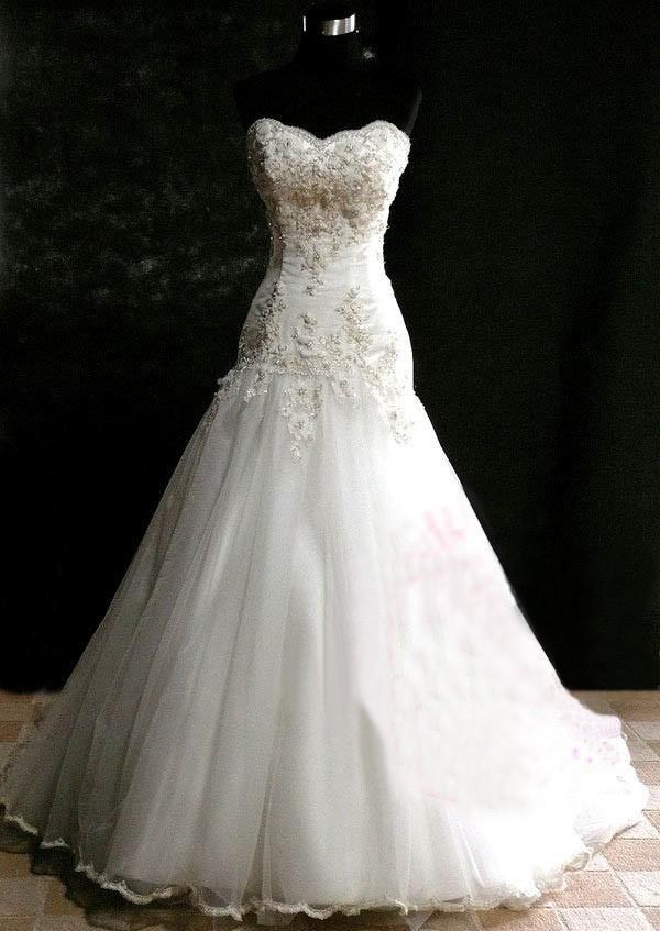 女人最美丽的时刻致婚纱