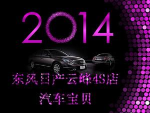 2014东风日产云峰4S店・汽车宝贝