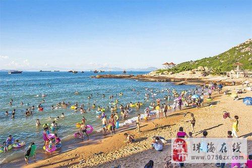 做一张中国的海岛名片展示给世界