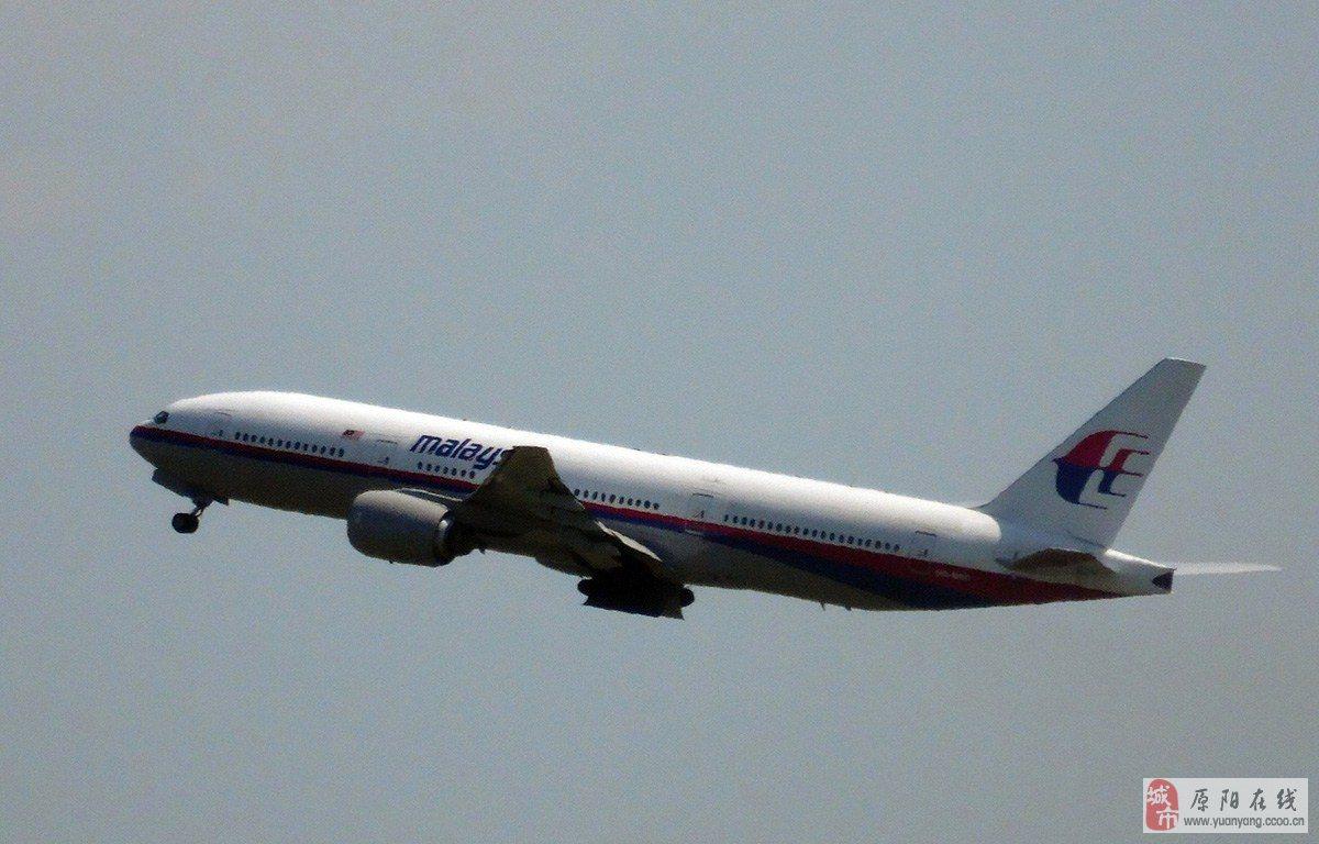 马航客机在乌俄边境被击落