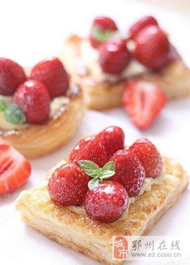 那些关于草莓的小幸福~