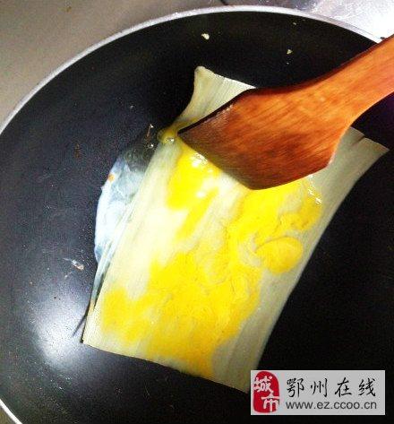 【烤冷面的做法】