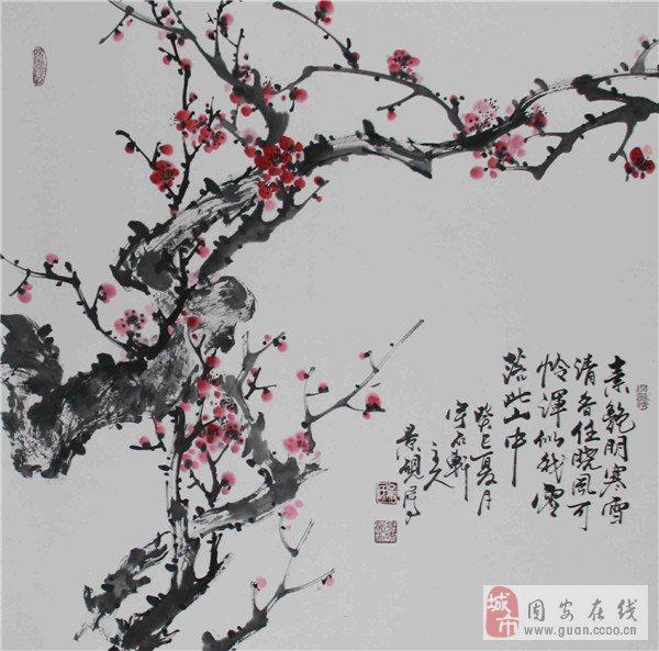 吴景砚(景彦) 号(宇石),一九六二年生于河北省固安县。毕业于北京画院,现为现为中国民族艺术家联合会副主席、中国书画联谊会会员、世界华人艺术家联合会会员、北京市政协书画院委员画家、北京市丰台区美术家协会会员、北京画院王培东工作室画家、河北省美术家协会会员、八贤雅集书画院副院长、宇石书画院院长、国家一级美术师。师承于当代著名画家王培东先生,得益于王明明、杨延文、郭石夫、李小可等诸多名家亲传。自幼酷爱书画艺术,苦心钻研中国写意画的色彩变化,用心感悟生活中的一些事物。擅长大写意花鸟画,画风厚重、奔放、泼辣。力