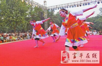 《最炫中国梦》等经典广场