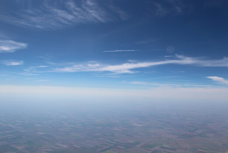 芝加哥旅行记一——坐飞机的过程