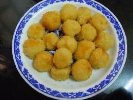 脆皮土豆球