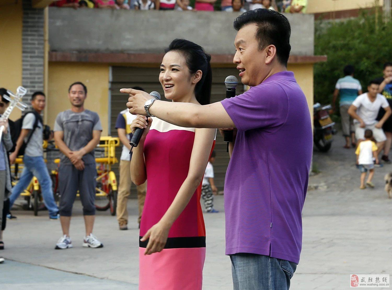 的故事》   陈思思在广安演唱《梦入桃花源》   央视心连心艺术团到武图片