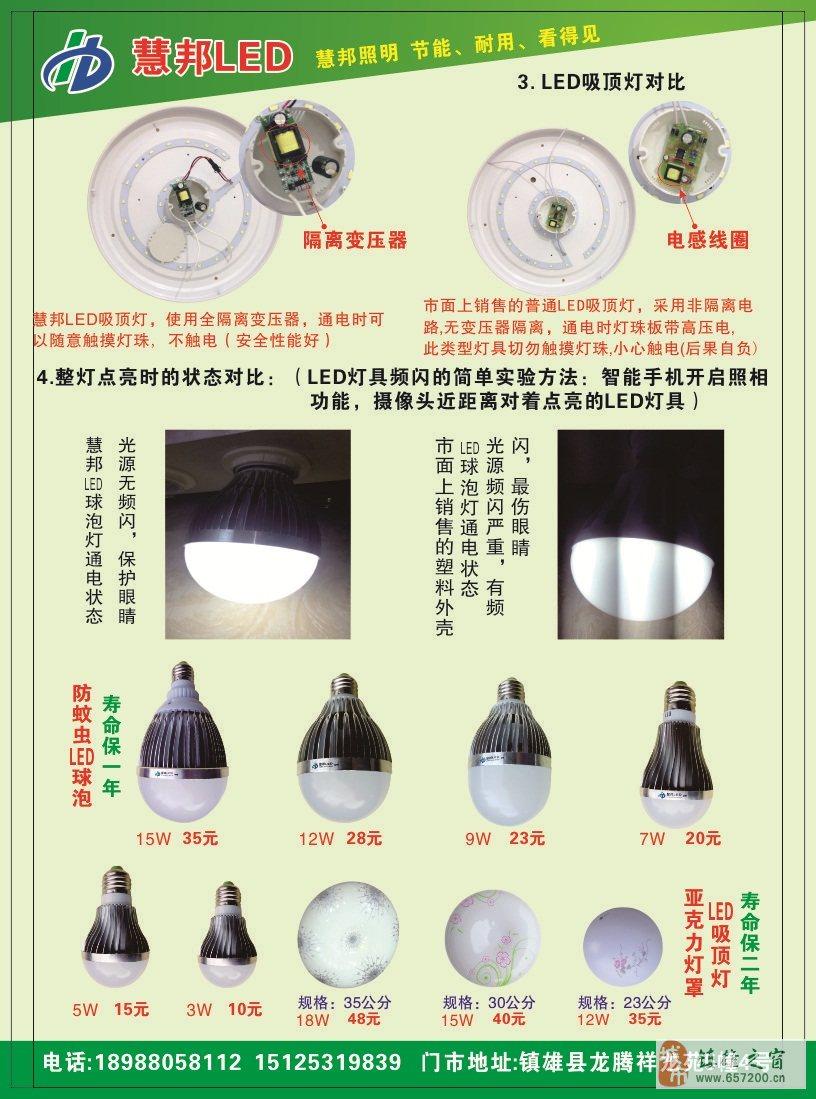 灯具选购常识