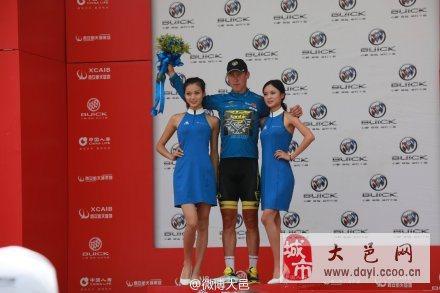 2014环中国美女靓影
