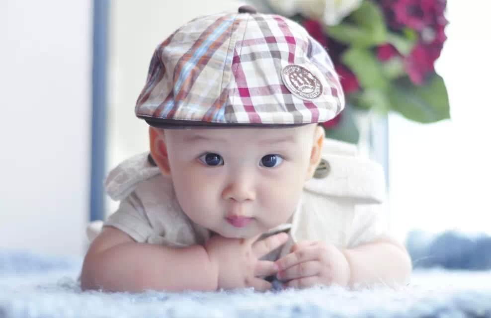 可爱婴儿萌图片微信头像