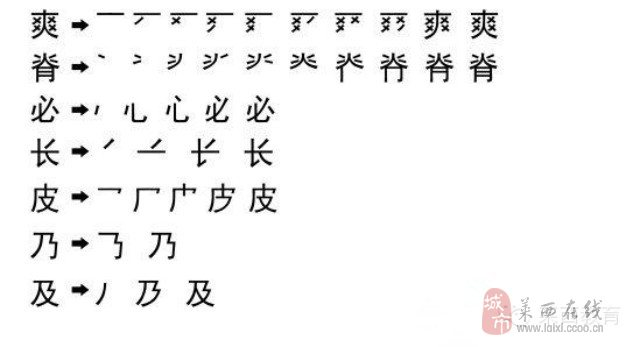 笔画是十画的汉字