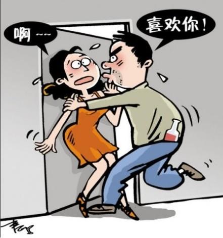 安庆桐城一男子趁女伴醉酒将其强奸犯罪嫌疑人汪某一举抓获