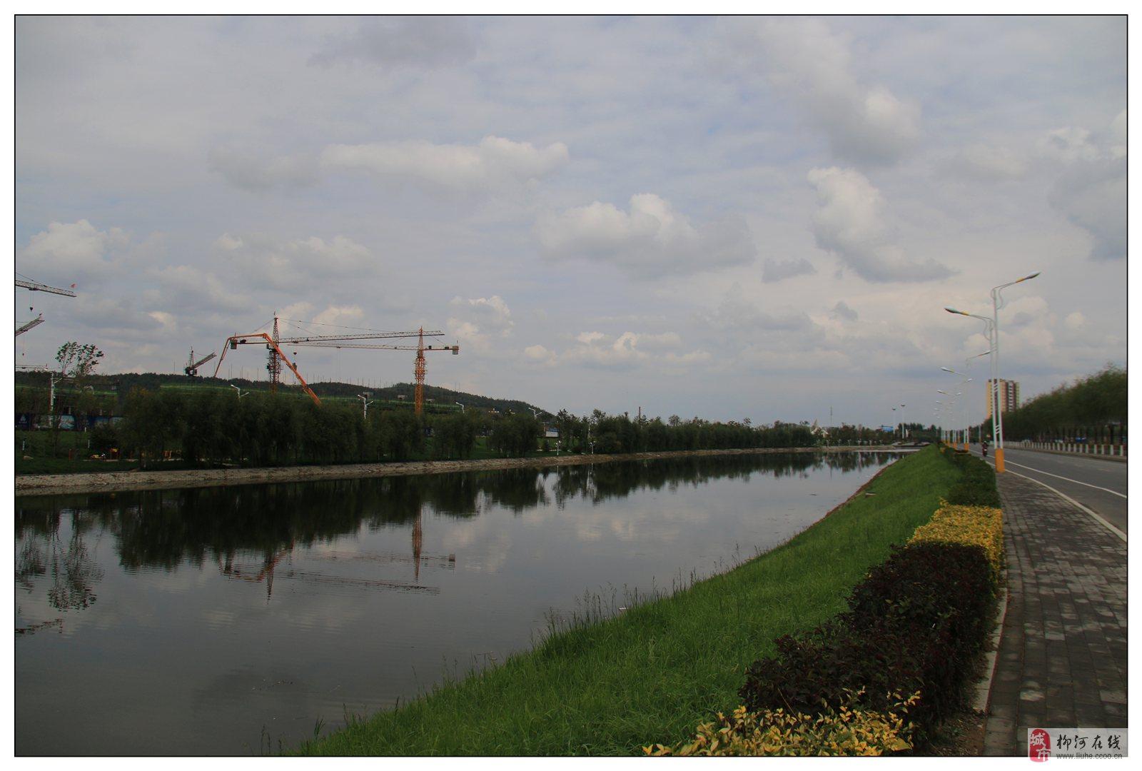 柳河美图片