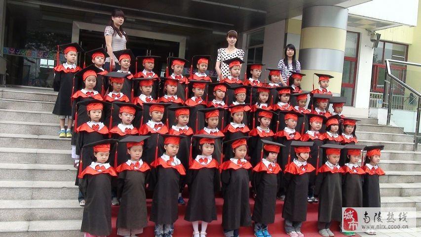 超有创意的幼儿园毕业照!你拍了没?