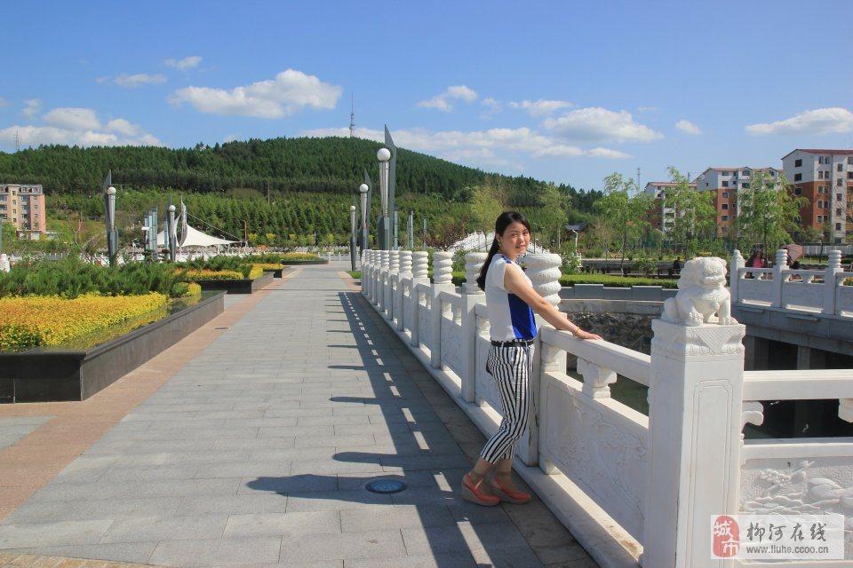 柳河县城图片