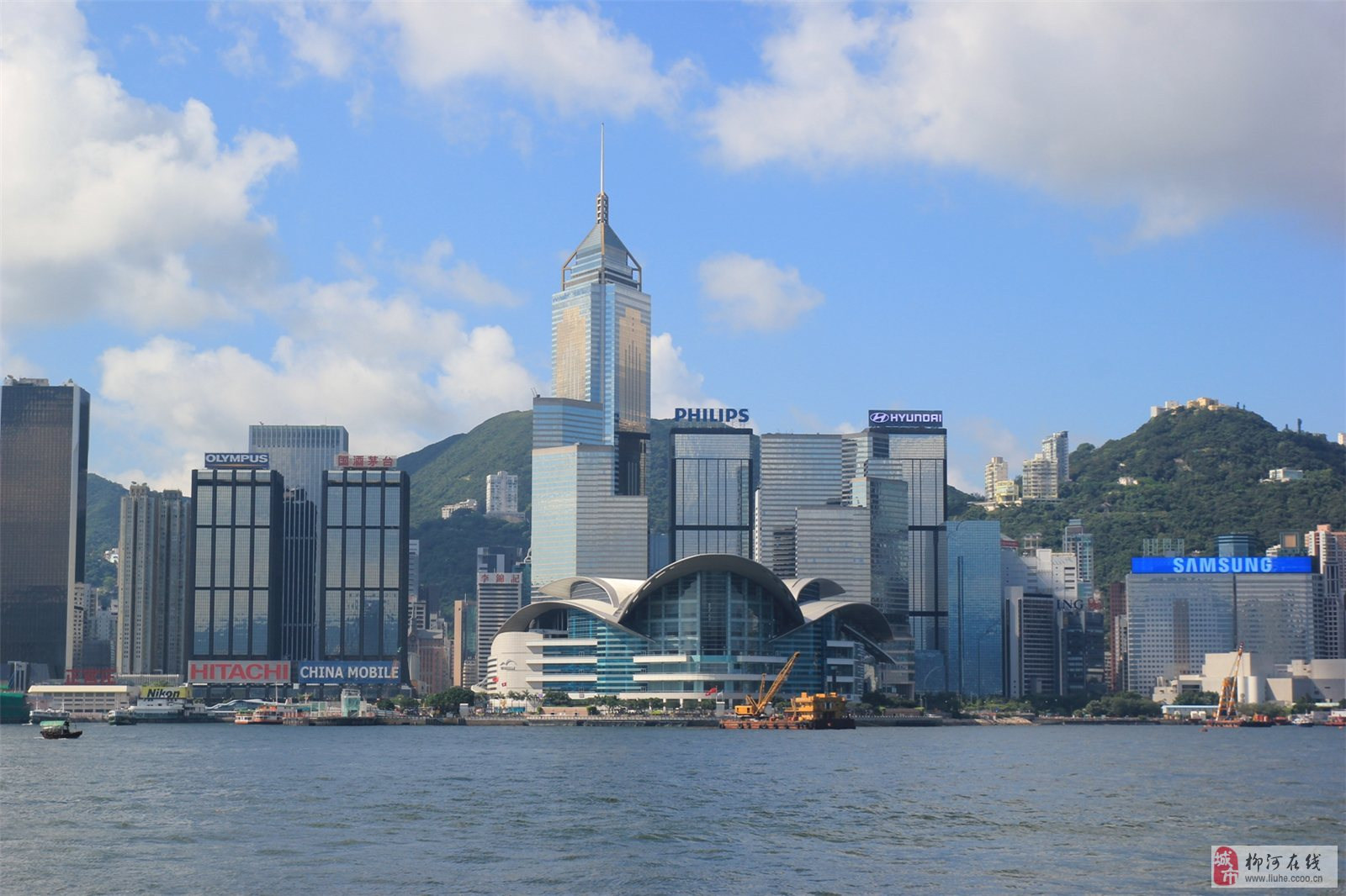 香港·维多利亚港_摄影天地_柳河论坛_柳河在线