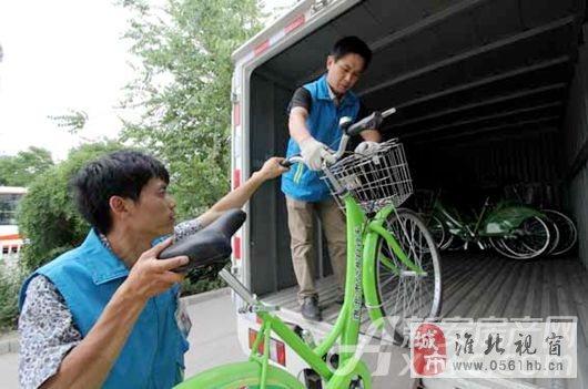 淮北市公共自行车二期工程建设马上要实施了,下面是 拟建站点