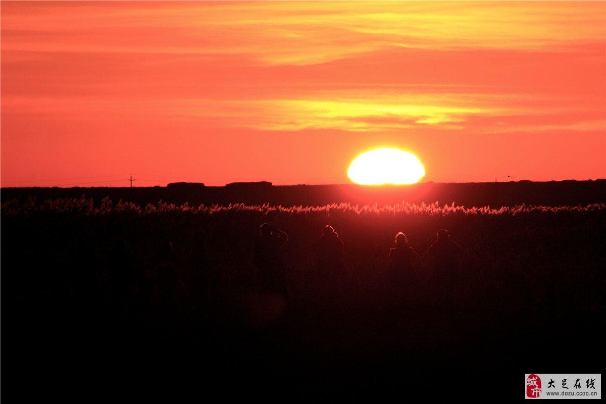 微信头像风景朝阳