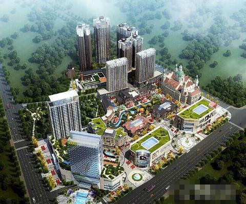 蓬溪县香榭城