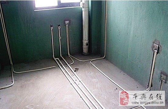 广州的一些小装修公司,游击队在装修时,经常不会提供水电图.