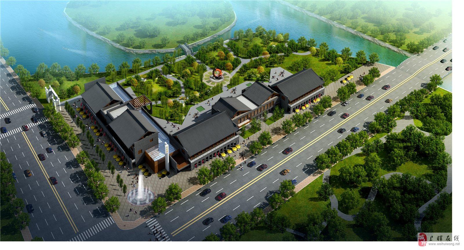 卫辉市规划图最新